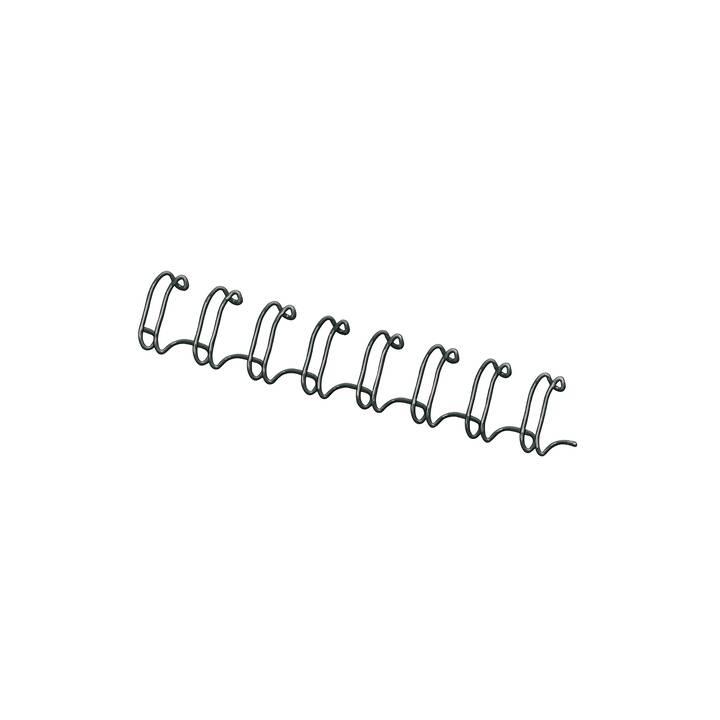 FELLOWES dos de reliure fil de 6 mm