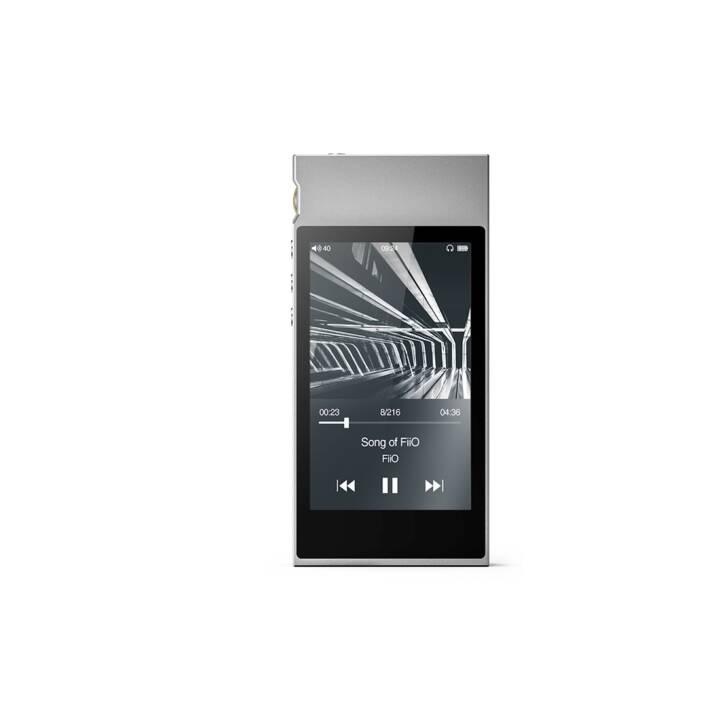 FIIO MP3-Player M7Silver (2.0 GB, Silber)
