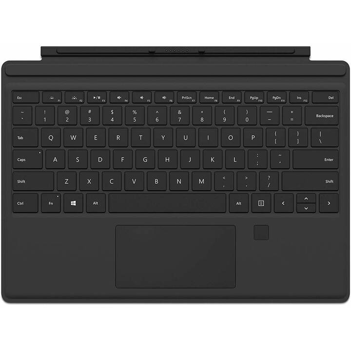 MICROSOFT Surface Pro Type Cover Fingerprint ID dell'impronta digitale