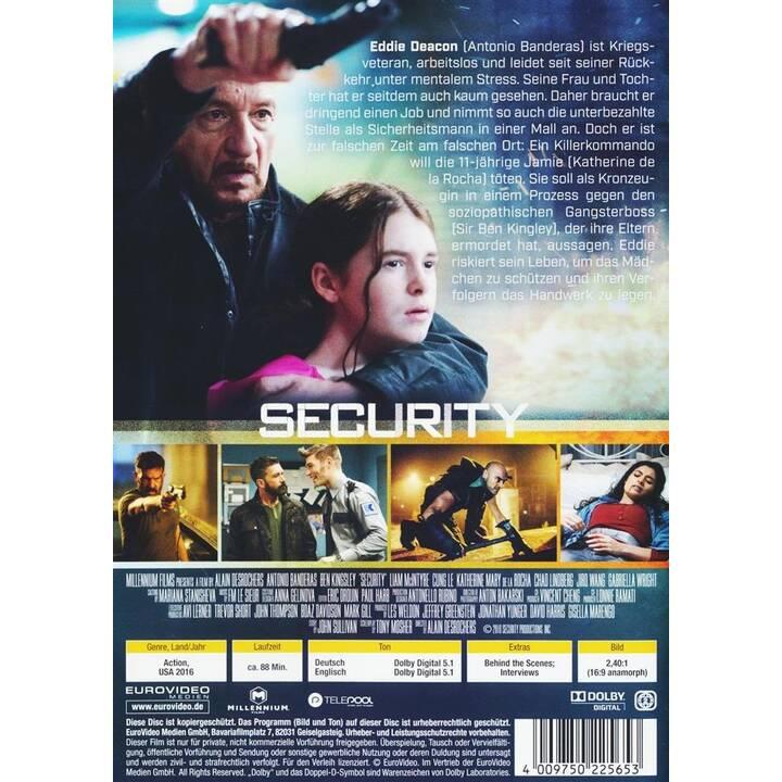 Security (DE, EN)