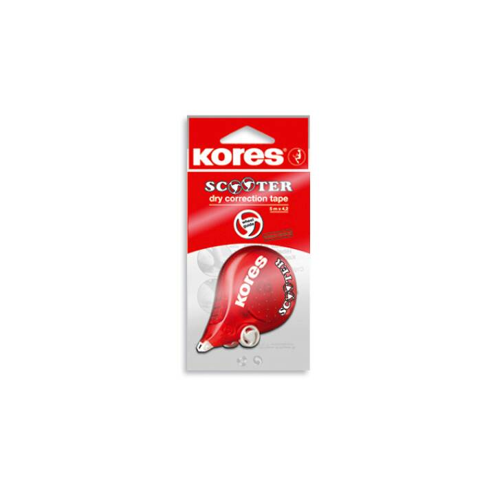 Scooter KORES 4,2 mm x 5 m