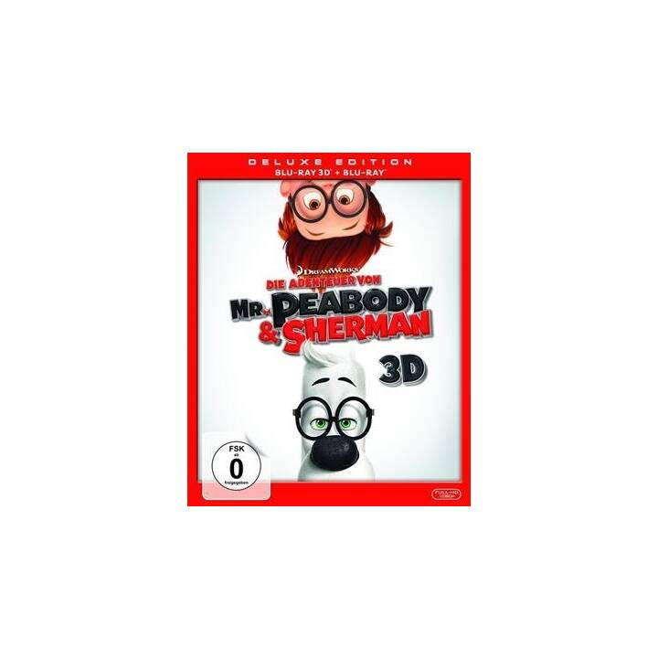 Mr. Peabody & Sherman (DE, EN)