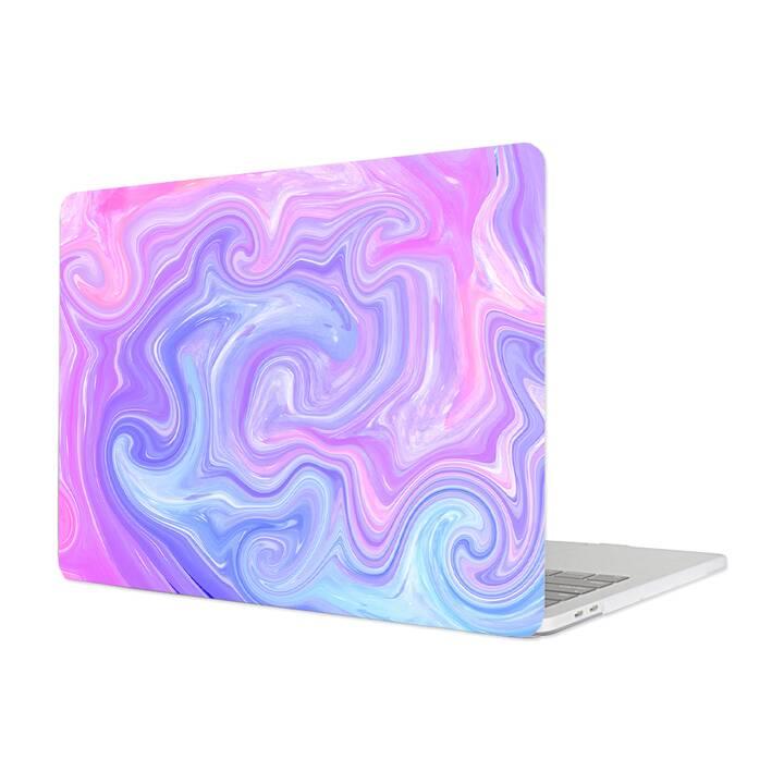 """EG MTT Fodera per MacBook Pro 15"""" Touchbar (2016 - 2018) - Acquerello"""