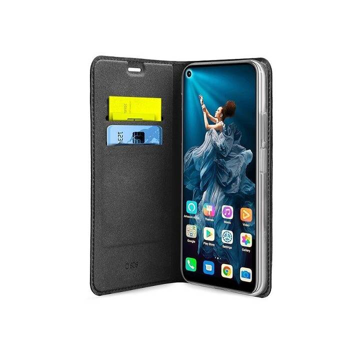 SBS Flipcover Wallet (P Smart 2020, Nero)