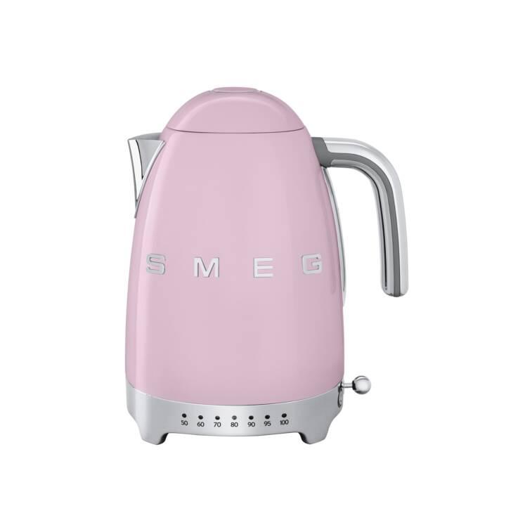 SMEG 50's Retro Style varia Temp. (1.7 l, rosa cardillac)