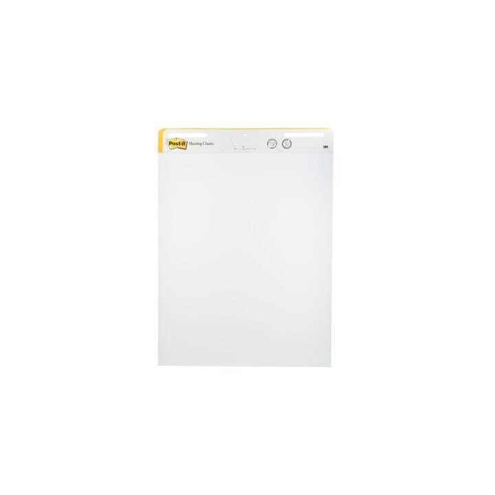 3M Super Sticky Meeting Chart, 2 x 30 Blätter