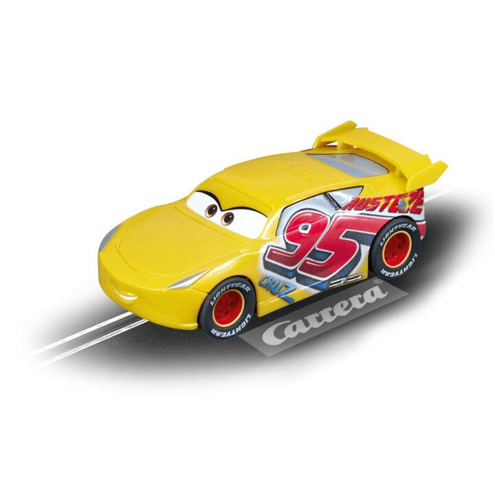 "CARRERA GO!!! Disney Cars, ""Rust-eze Cruz Ramirez"""
