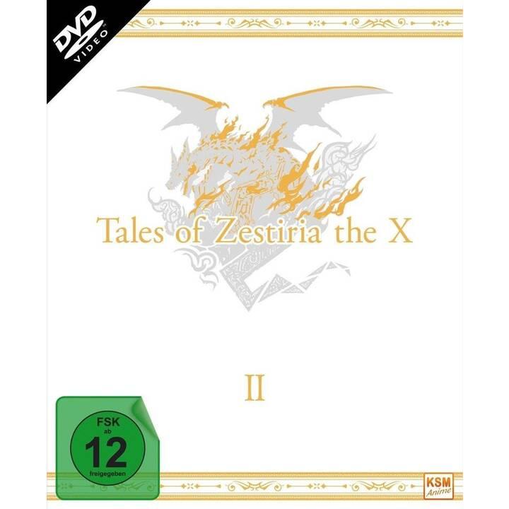 Tales Of Zestiria The X Stagione 2 (DE, JA)