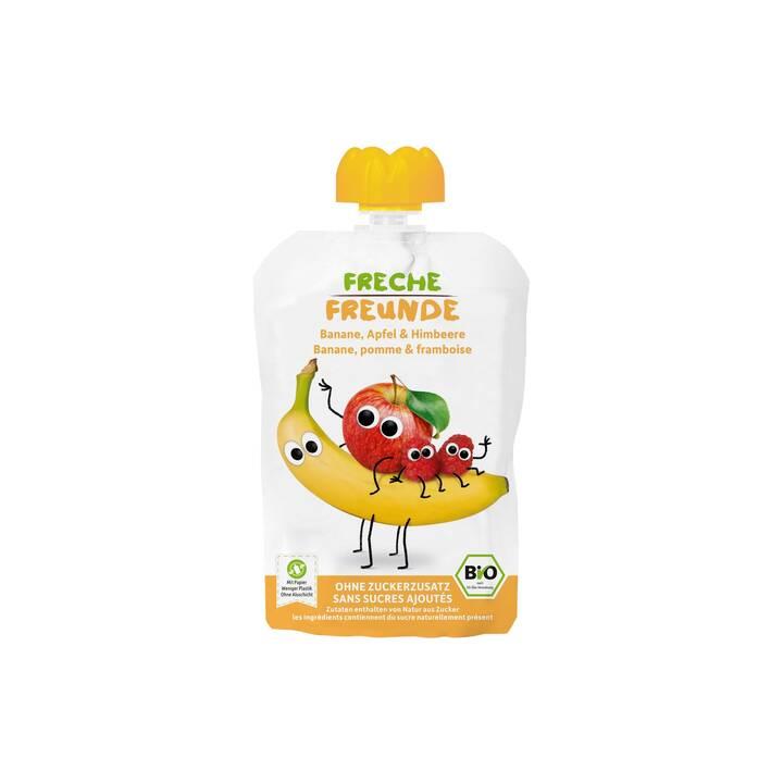 FRECHE FREUNDE Fruchtpüree Quetschbeutel (100 g)