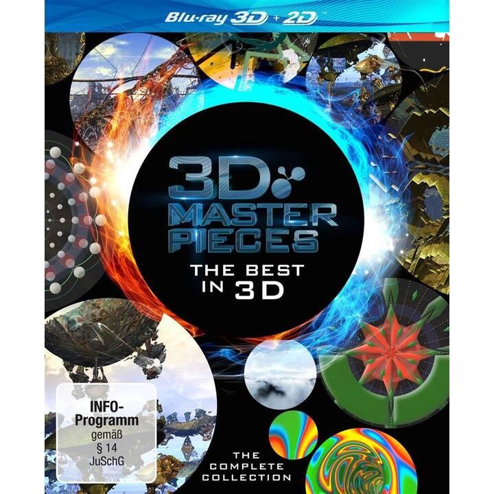 3D Masterpieces - The Complete Collection (DE)