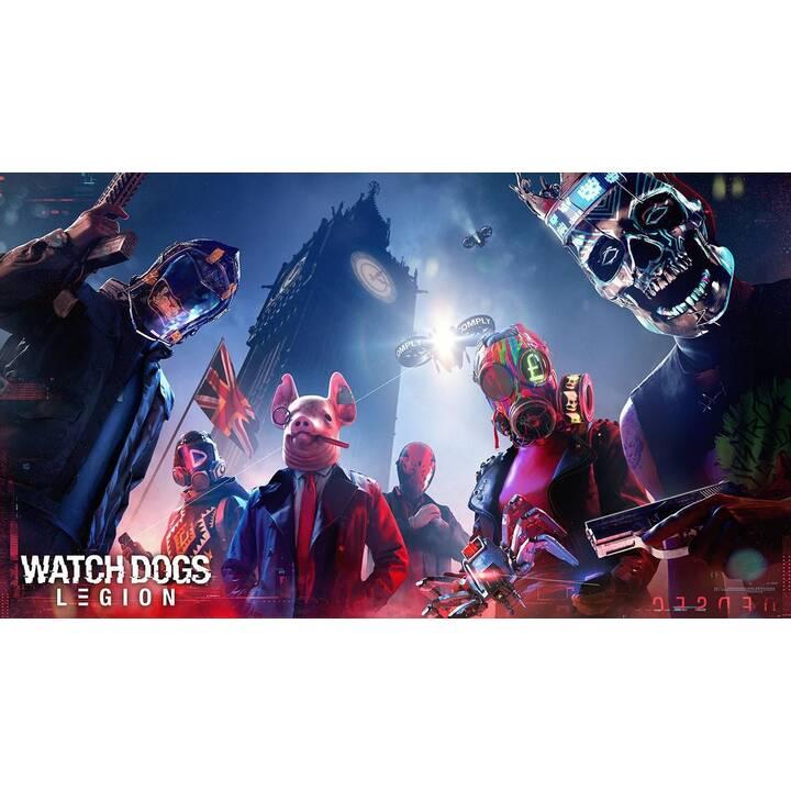 Watch Dogs: Legion - Ultimate Edition (DE, FR, IT)