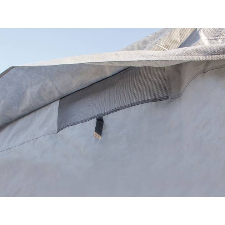 Garage completo per camper EAL LAS, 710 x 270 x 235 cm