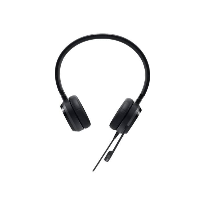 DELL UC350 (On-Ear, Schwarz)