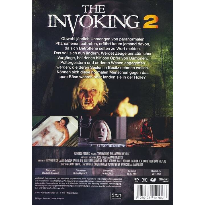 The Invoking 2 (DE, EN)