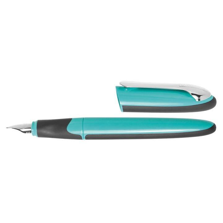 ONLINE Air Penne stilografice (Turchese, Nero, Argento)