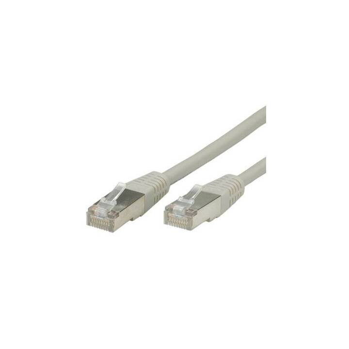 ROLINE S/FTP (PiMF) câble de raccordement 20m