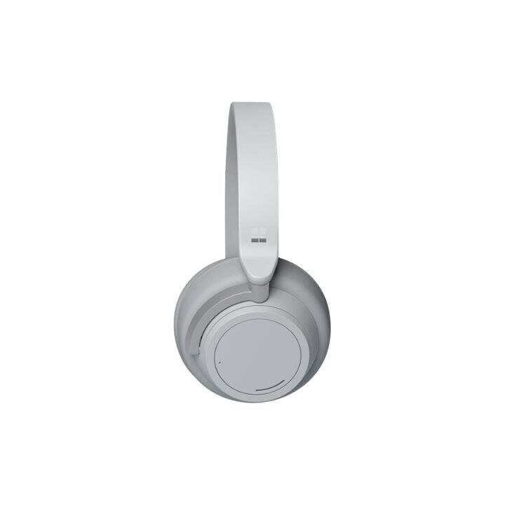 MICROSOFT Surface (On-Ear, Grau)