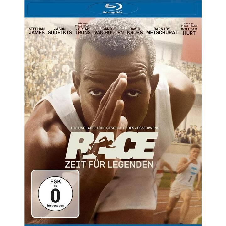 Race - Zeit für Legenden (DE, EN)