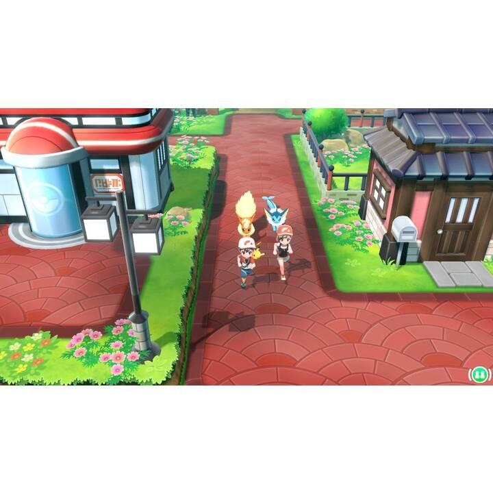 Pokémon - Andiamo Evoli! {\AN8}LEGGIORAZIONE DELL'ASSISTENZA DELL'ASSISTENZA