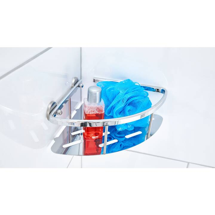 TESA Porta gel doccia Aluxx (Cromo)