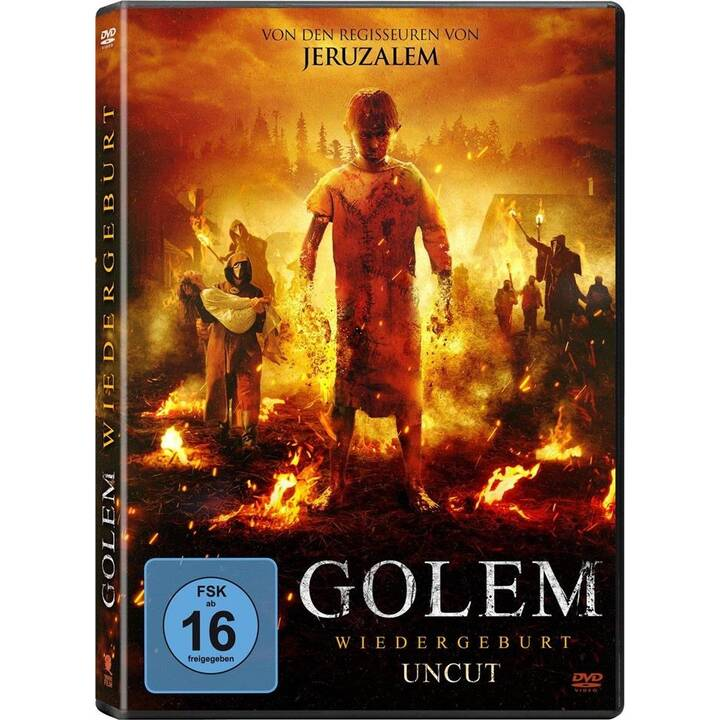 Golem - Wiedergeburt (DE, EN)