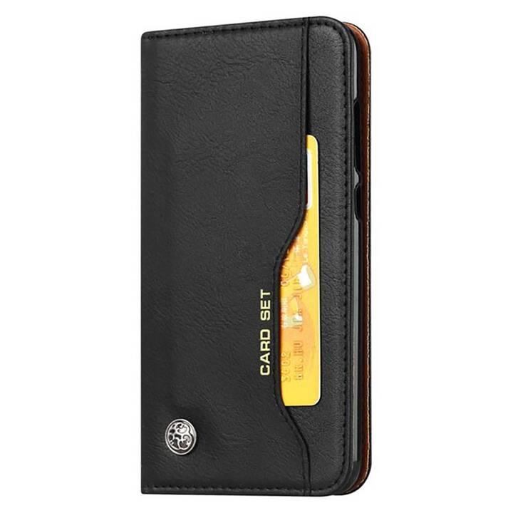 EG Mornrise Wallet Case für Xiaomi Redmi K20 Pro - Schwarz