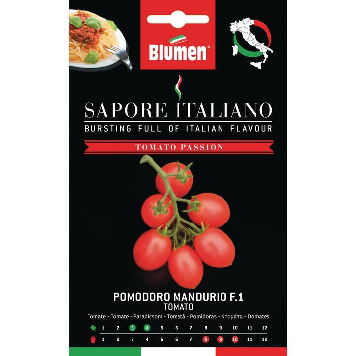 BLUMEN Tomate Mandurio