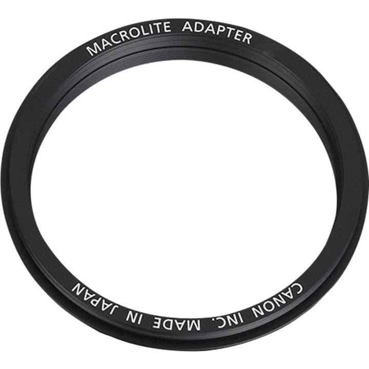 CANON 72C adattatore per obiettivo per telecamera, nero