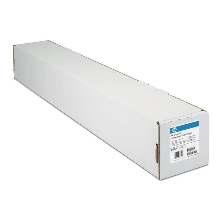 HP Plotterpapier (1 Stück, 45700 x 610 mm, 90 g/m2)