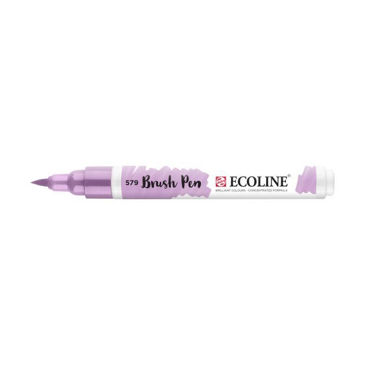 TALENS Ecoline Brush Pen pastellviolett