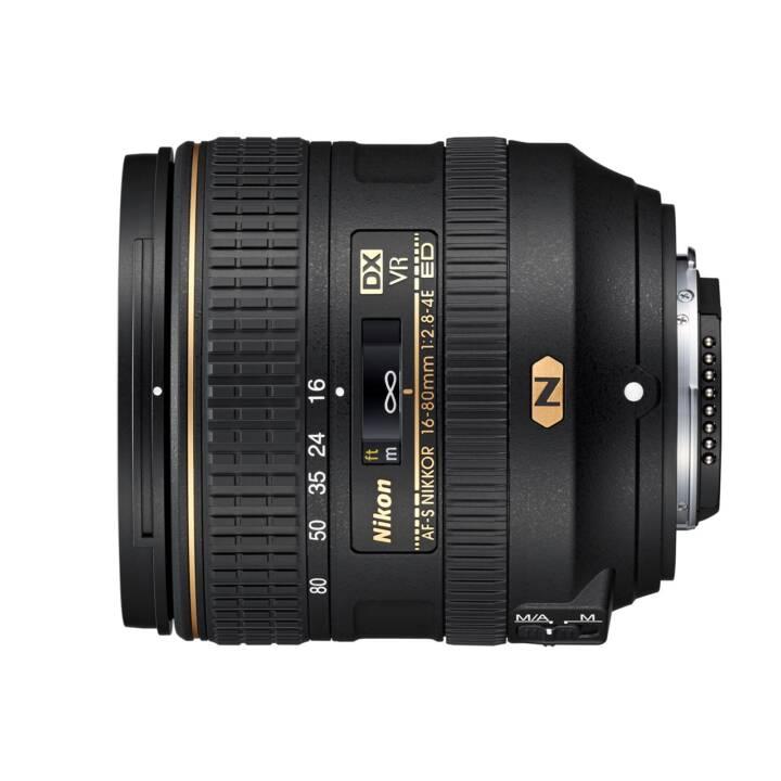 NIKON NIKKOR AF-S DX 16-80mm F2.8-4 E ED VR