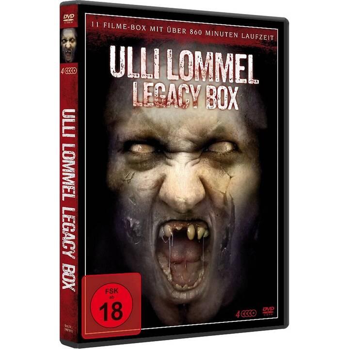 Ulli Lommel Legacy Box (DE)