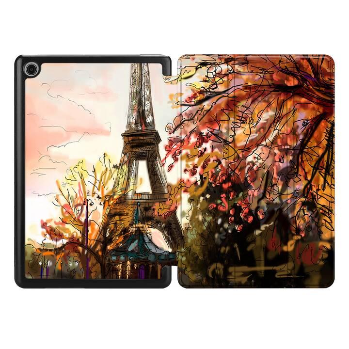 "EG MTT étui pour HUAWEI MediaPad M6 8.4"" 2019 - peinture"