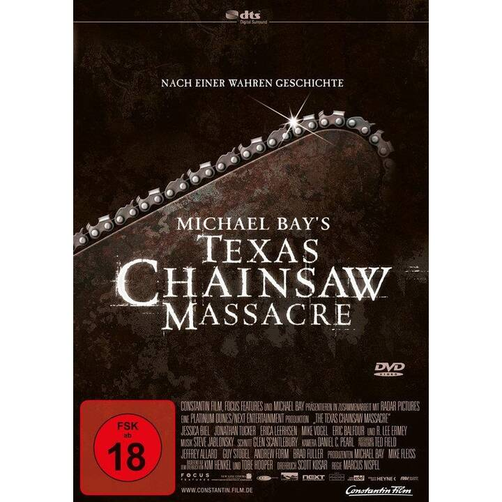 Texas Chainsaw Massacre (DE, EN)