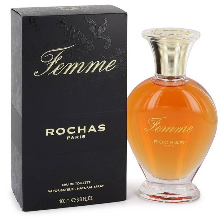 ROCHAS Rochas Femme (100 ml, Eau de Toilette)