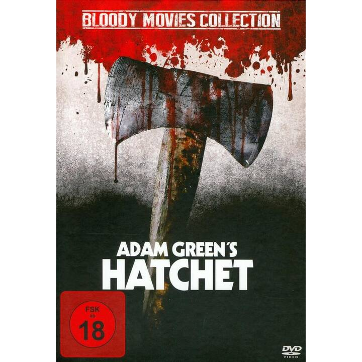 Hatchet - (Bloody Movies Collection) (DE, EN)