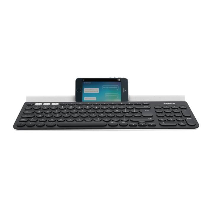 LOGITECH K780 (USB, Bluetooth, DE, Senza fili)