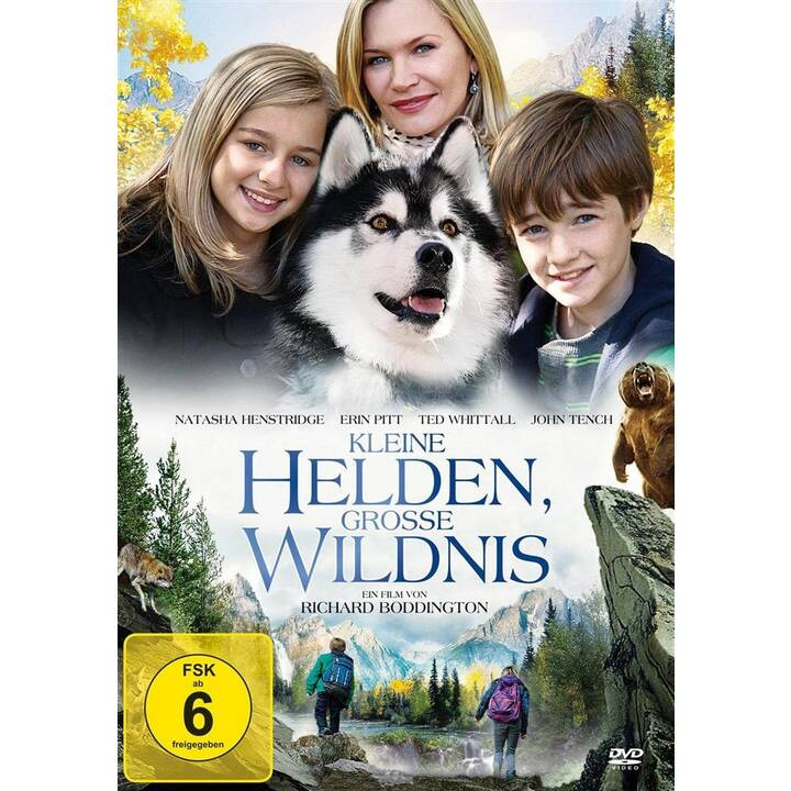 Kleine Helden, grosse Wildnis (EN, DE)