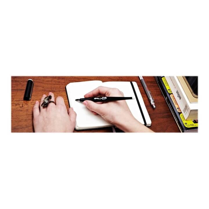ROTRING Artpen Lettering Stylos-plumes (Noir)