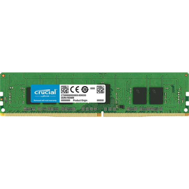 CRUCIALE CT4G4G4RFS8266, 4 GB, DDR4, DIMM 288-PIN