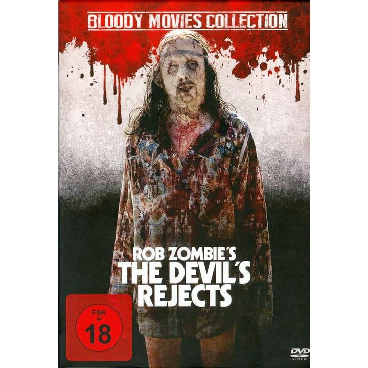 The Devil's Rejects - (Bloody Movies Collection) (DE, EN)