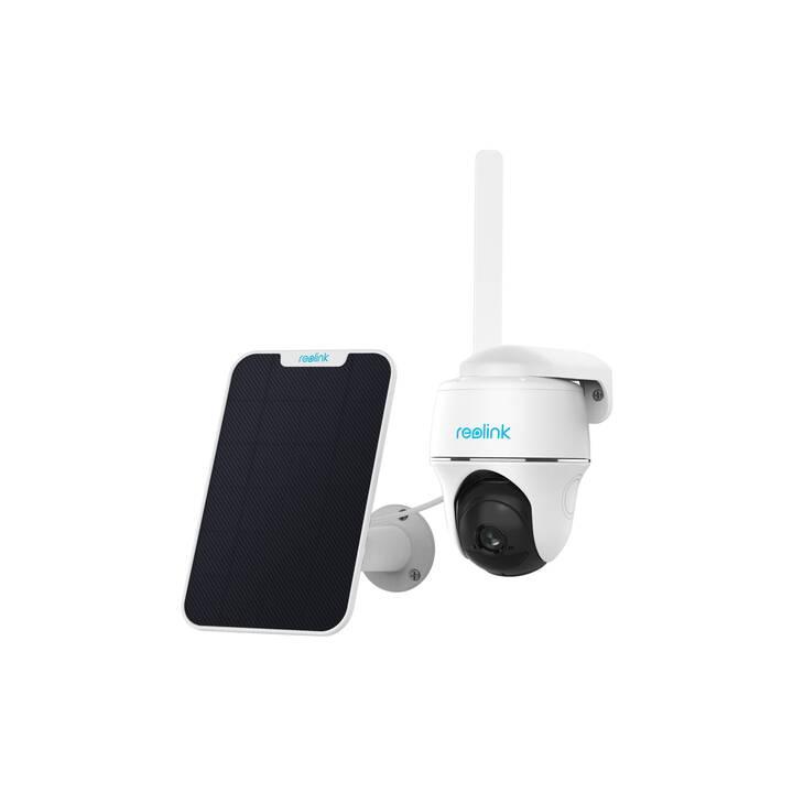 REOLINK PT GO Solar Überwachungskamera (LTE)