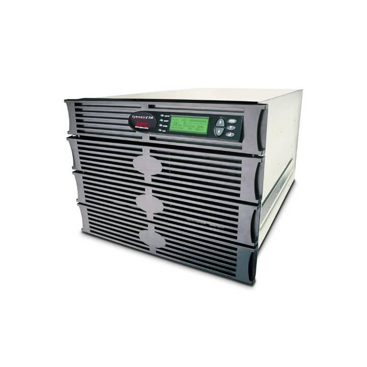 APC Symmetra RM Alimentation sans interruption ASI (6000 VA, 4200 W, Online)