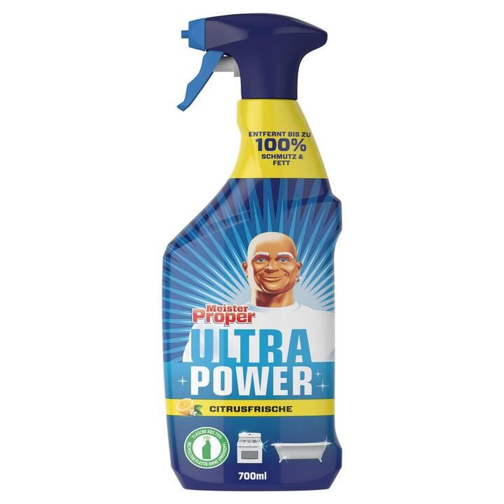 MEISTER PROPER Detergenti per bagni Ultra Power Citrusfrische (0.7 l)