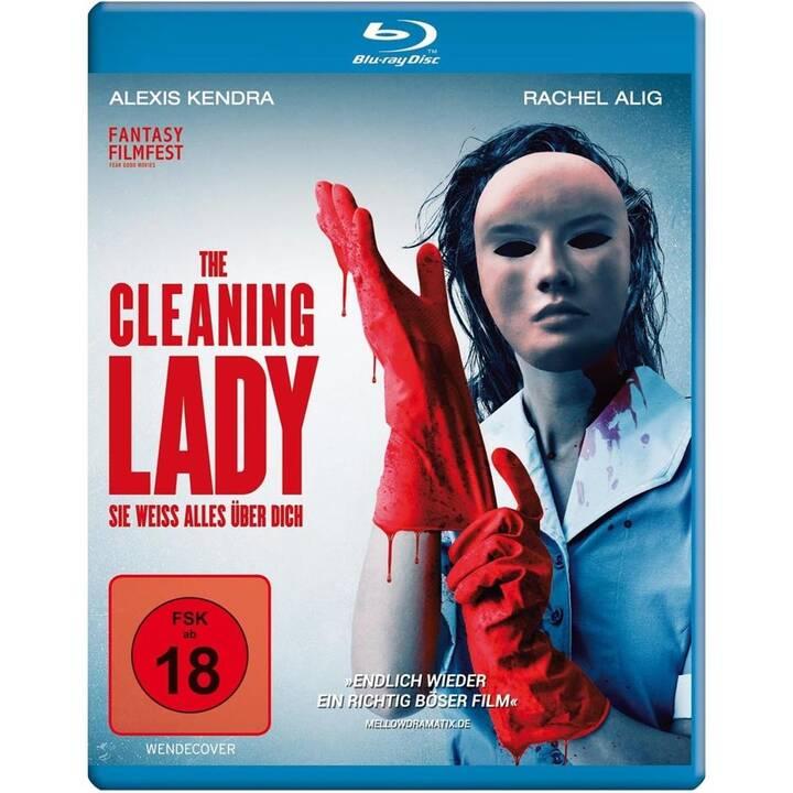 The Cleaning Lady Uncut (DE, EN)