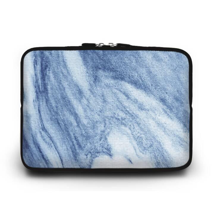 """EG HUADO Custodia per laptop per 11"""" - marmo"""