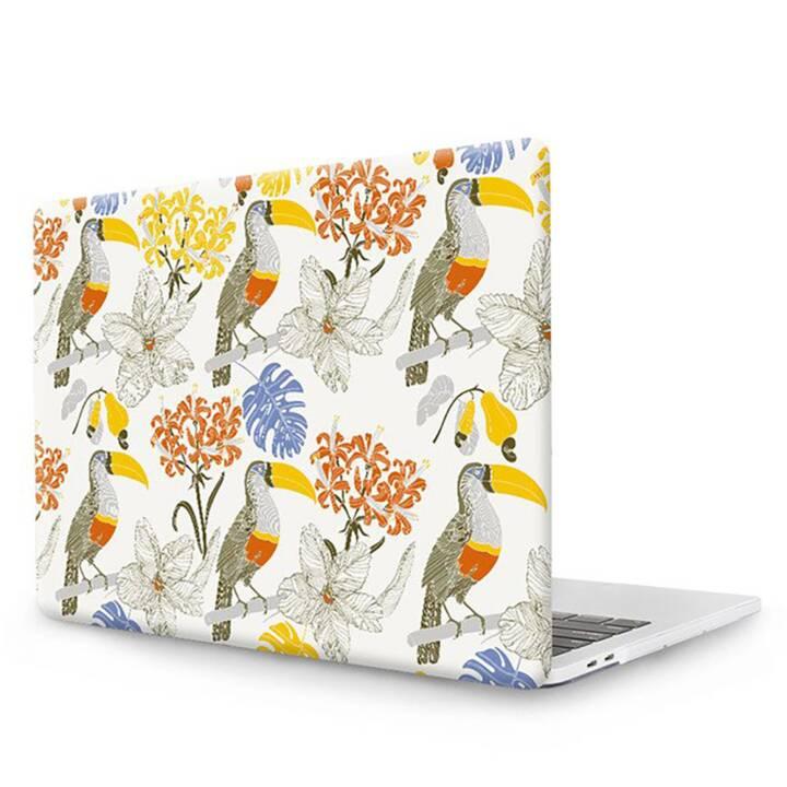 "EG MTT Cover pour MacBook Pro 13"" CD ROM - Cartoon Birds"