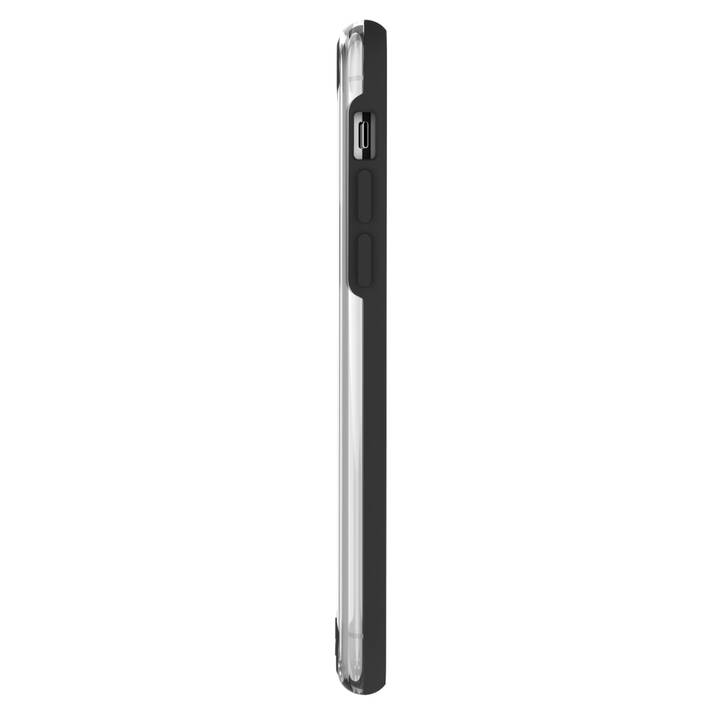 BLACK ROCK Backcover Air Robust (iPhone 11 Max, Nero)