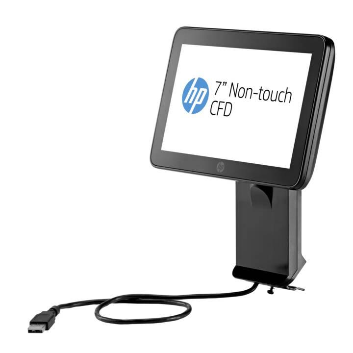 HP P5A56AA Display per clienti (Nero)