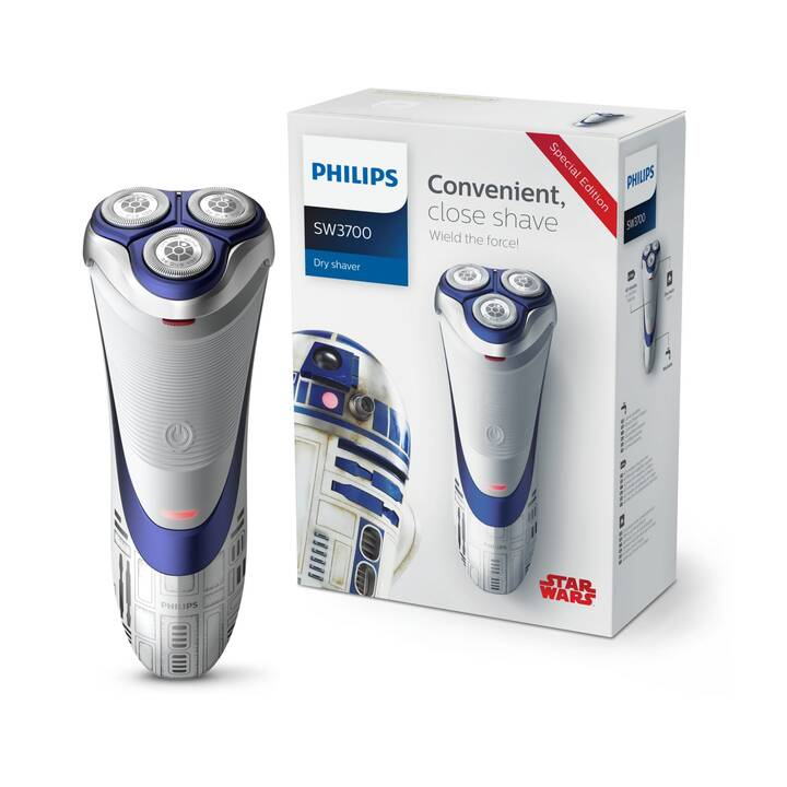 PHILIPS  Star Wars SW3700 R2-D2 (Elektrorasierer)